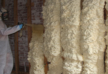 Types of Spray Foam in NE Oklahoma