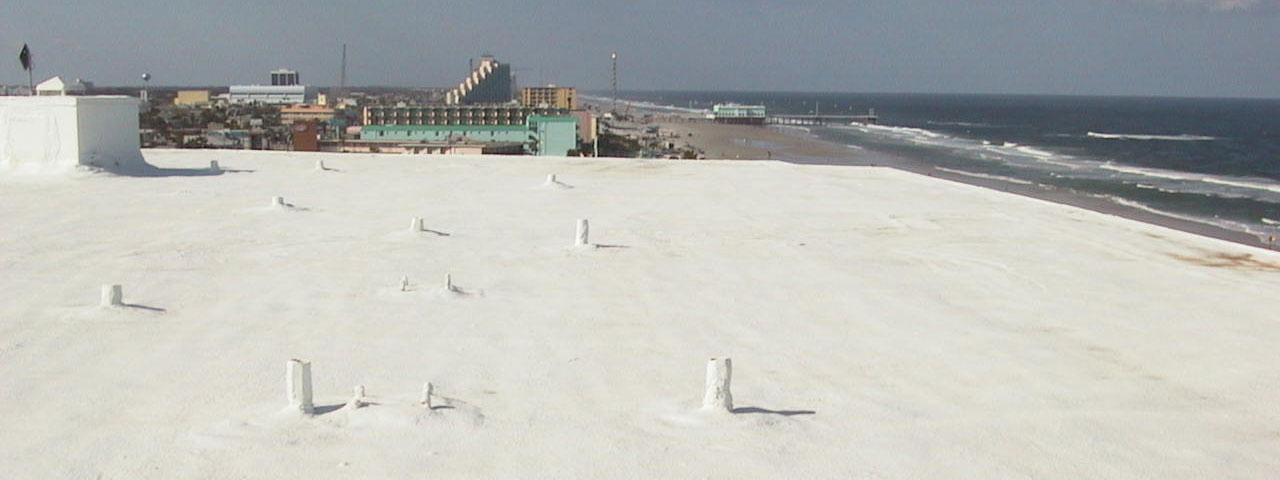 Cool Roof Coatings For Spf Systems Integrity Spray Foam